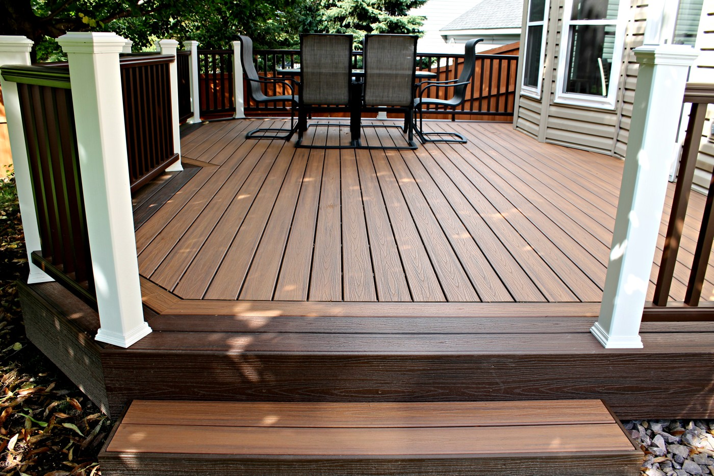 Residential decks and porches jg hause construction for Deck designer