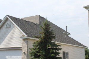 Asphalt shingle roofing, JG Hause