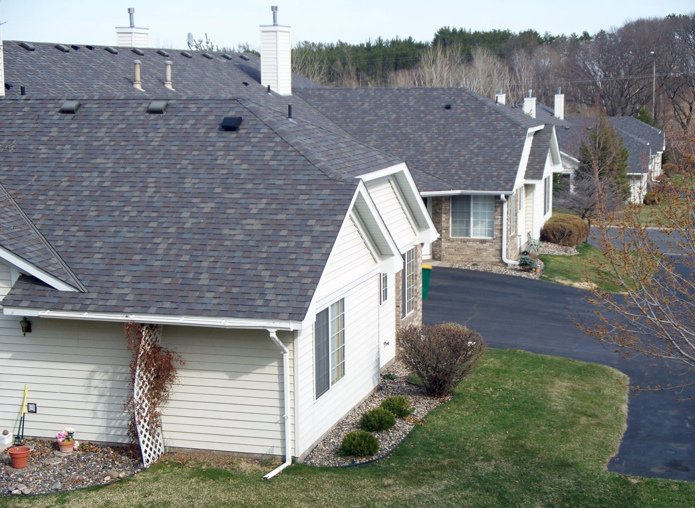 Town Home Association Roofing