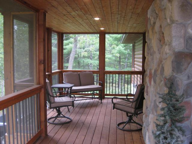 Residential Decks And Porches Jg Hause Construction