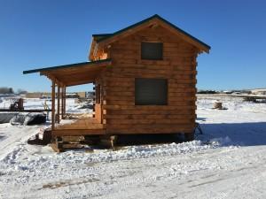 smal cabin