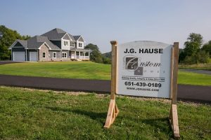 JG HAUSE NEW CONSTRUCTION